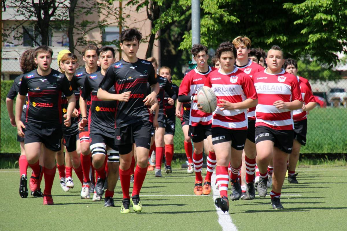 ARLAM RF79 Under 16 entra in campo