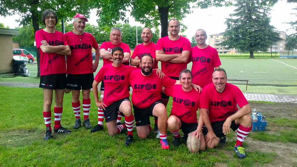 I Clandestini - Rugby Touch RF79
