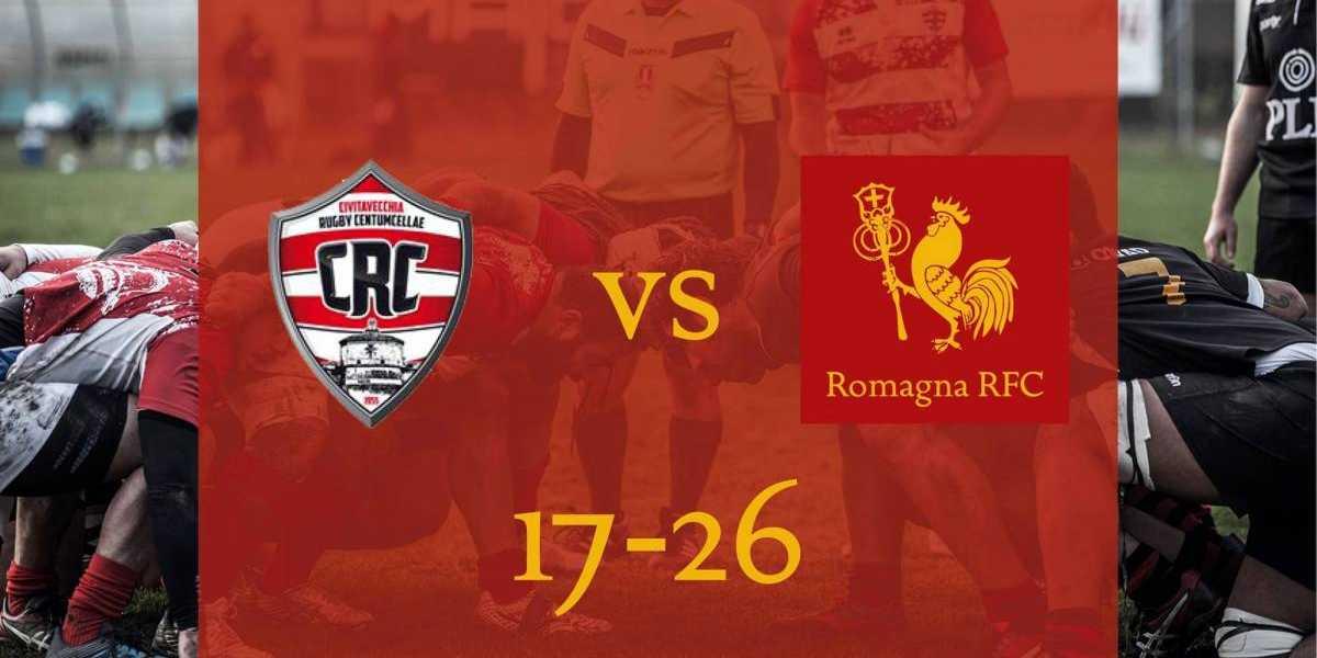 Romagna Rugby batte Civitavecchia e torna in serie A