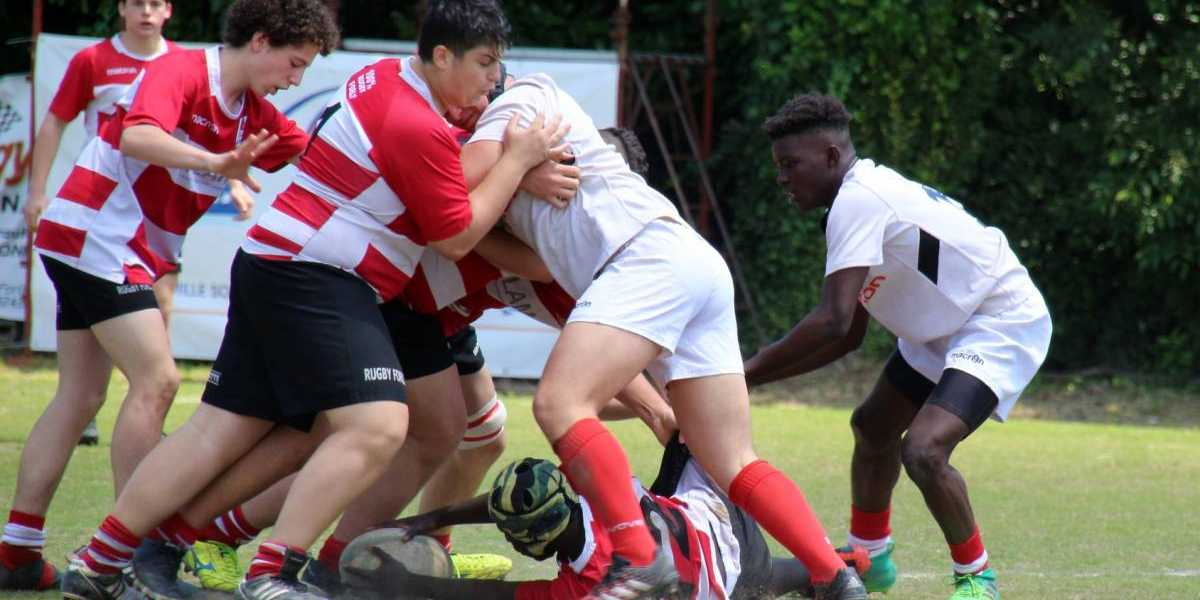 ARLAM RF79 nella partita con Rugby Perugia