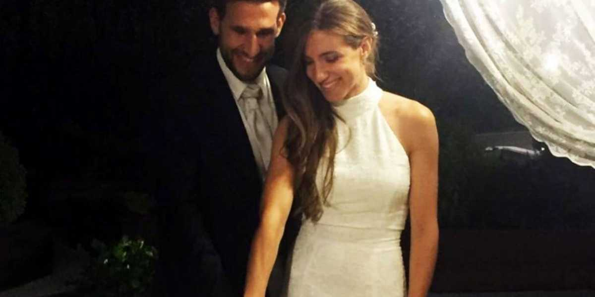 Amedeo e Francesca sposi!!