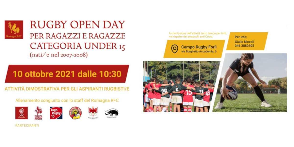 RF79 Open Day Under 15